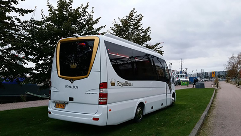 Mercedes Benz Sprinter  Super VIP